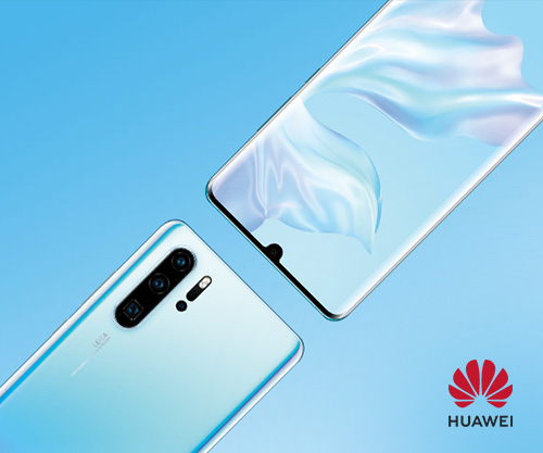 HUAWEI - Global launch and campaign roll-out